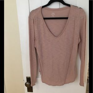 Long Sleeve Tee Shirt Top
